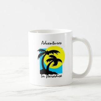 Adventures In Paradise Mug