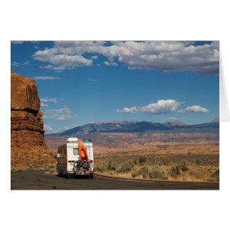 Adventures in Utah Card