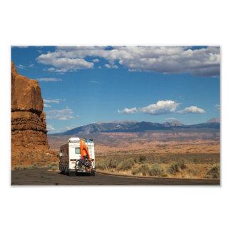 Adventures in Utah Photographic Print