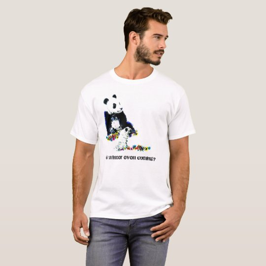 Adventures of Pug and Panda T-Shirt