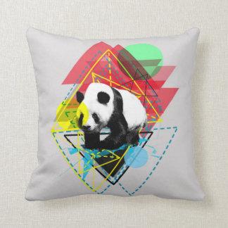 Adventurous Panda Cushion