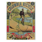Advert for the Columbia Bicycle Postcard