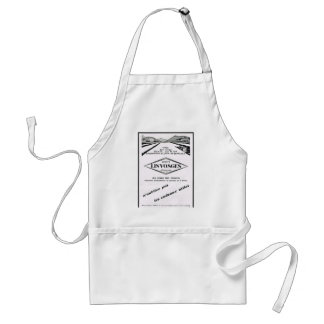 Advertisement 1931 Invosges Aprons