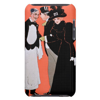 Advertisement for 'A Night Out', at the Vaudeville iPod Touch Case