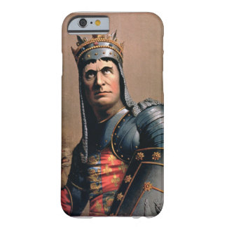 Advertisement for 'John McCullough as Richard III' Barely There iPhone 6 Case