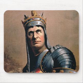 Advertisement for 'John McCullough as Richard III' Mouse Mat