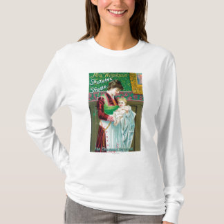 Advertisement for Mrs Winslows Soothing Syrup T-Shirt