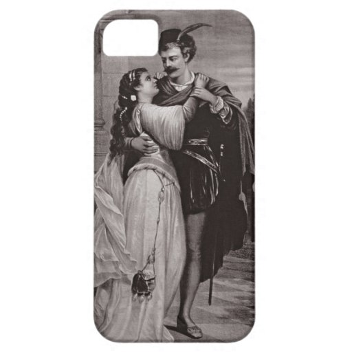 Advertisement for 'Romeo And Juliet', at the Opera iPhone 5 Cases