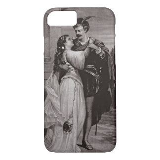 Advertisement for 'Romeo And Juliet', at the Opera iPhone 8/7 Case