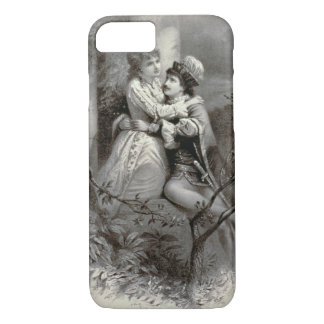 Advertisement for 'Romeo And Juliet', Starring Emm iPhone 8/7 Case