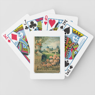 Advertisement for 'Touraine Et Berry', by Orleans Poker Deck