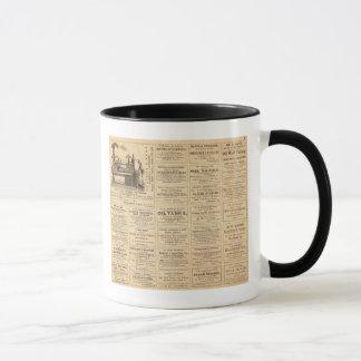 Advertisements Mug