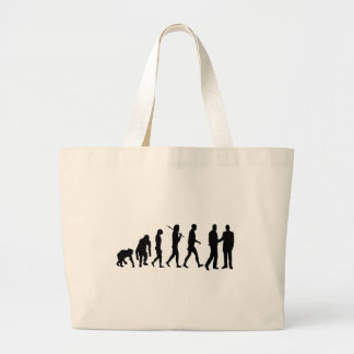 Advertising and Marketing mens and womens work Jumbo Tote Bag