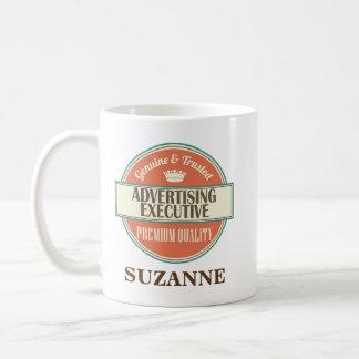 Advertising Executive Personalized Office Mug Gift
