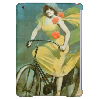 Advertising for 'Humber Cycles' (colour litho)