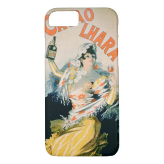 advertising 'Lhara Creme de Cacao', Digon ( iPhone 8/7 Case