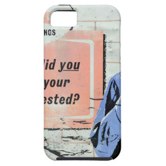 advertising-sign-plate case for the iPhone 5
