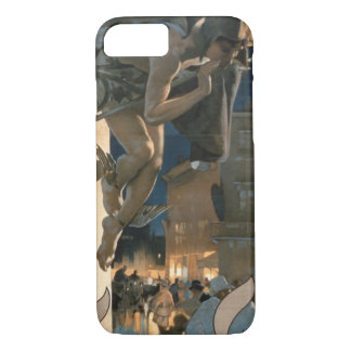 advertising the 'Corriere della Sera', prin iPhone 8/7 Case