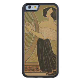 Advertisment for the 'Theatre Royal' Maple iPhone 6 Bumper