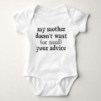 ADVICE BABY BODYSUIT