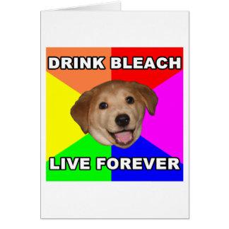 Advice Dog Card