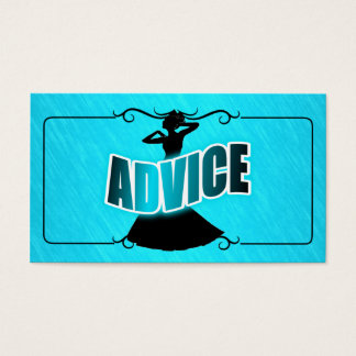 Advice for the Bride & Teal