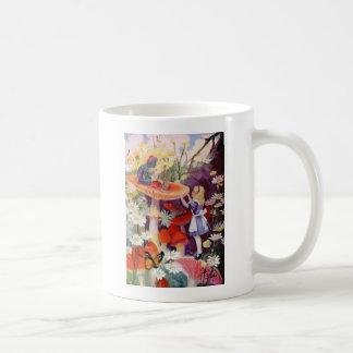 ADVICE FROM A CATERPILLAR COFFEE MUG