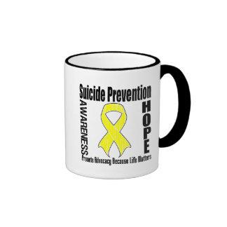 Advocacy Matters Suicide Prevention Coffee Mug