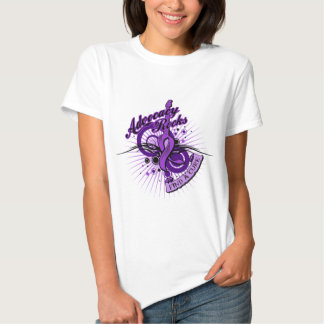 Advocacy Rocks Alzheimer's Disease T-shirt