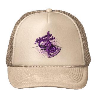 Advocacy Rocks Pancreatic Cancer Hat