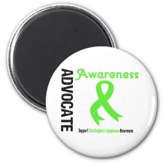 Advocate Non-Hodgkin's Lymphoma Awareness Fridge Magnets