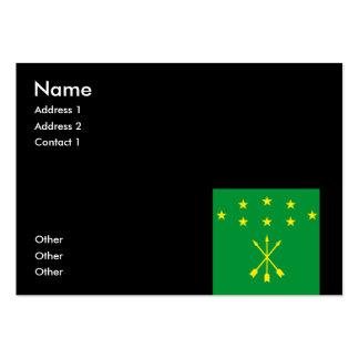 Adygeya Business Card Template