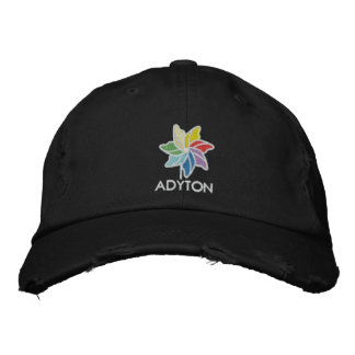 ADYTON.EU chino color Embroidered Baseball Cap