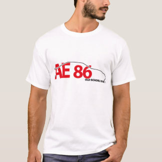 Ae86 outline T 1 T-Shirt