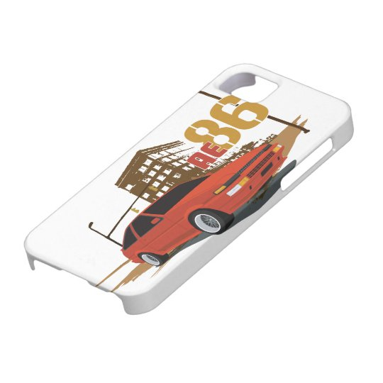 AE86 phone case