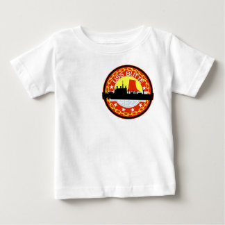 AE-27 USS Butte Ammunition Ship Military Patch Tshirts