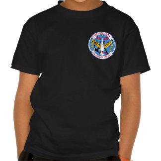 AE-28 USS Santa Barbara Ammunition Ship Military P T-shirt