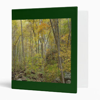 AE- Awesome Nature Autumn Leaves Binder