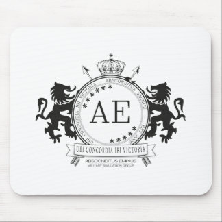 AE CREST MOUSE PAD