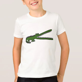 AE- Crocodile Cartoon T-shirt