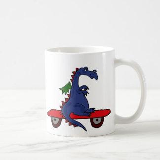AE- Dragon on a Skateboard Mug