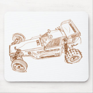 AE RC10 MOUSE PAD