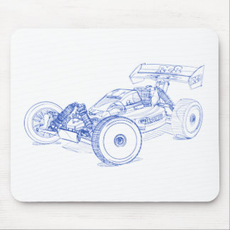 AE RC8 MOUSE PAD