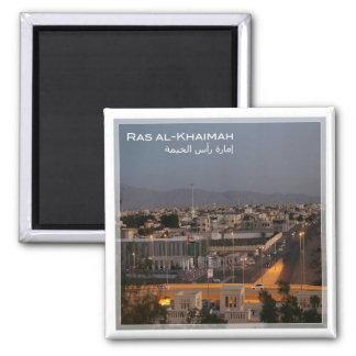 AE # United Arab Emirates - Ras al-Khaimah Magnet