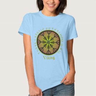 Aegishjalmur Women T-Shirt L by Nellis Eketorp