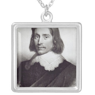 Aelbert Cuyp Silver Plated Necklace