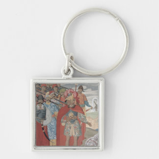Aeneas and his Soldiers, 1919 Keychains