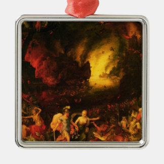 Aeneas in Hades Christmas Ornament