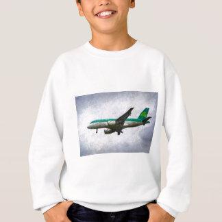Aer Lingus Airbus A319 Art Sweatshirt