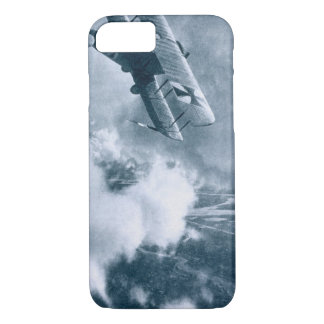 Aerial Combat on the Western Front, World War One, iPhone 7 Case